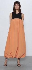 oversized αμάνικα φορέματα